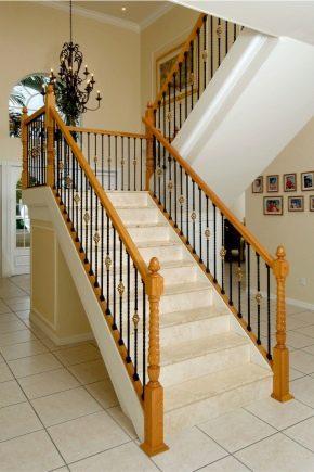 Лестницы, элементы лестниц, купить – Derevoua