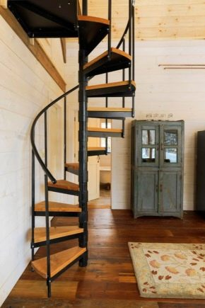 Компактная лестница своими руками фото 654