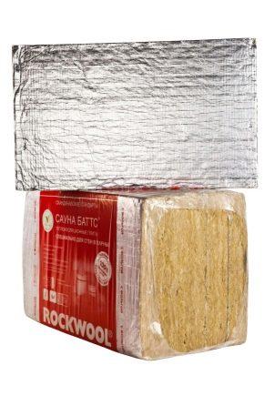 Rockwool «Сауна Баттс»: технические характеристики базальтовой ваты для бани
