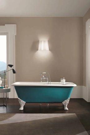 Стальные ванны: преимущества и критерии выбора