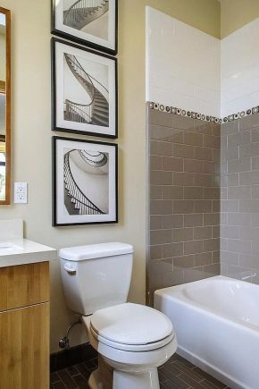 Плитка в ванной своими руками видео фото 943