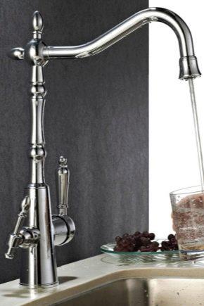 Как выбрать смеситель с фильтром для питьевой воды?