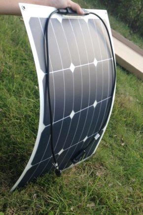 Особенности и сфера применения гибких солнечных панелей