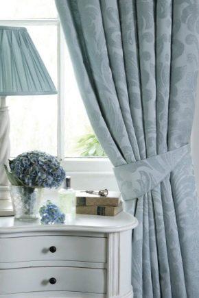 Как правильно стирать шторы?