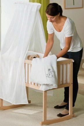 Как правильно выбрать идеальную детскую кроватку?