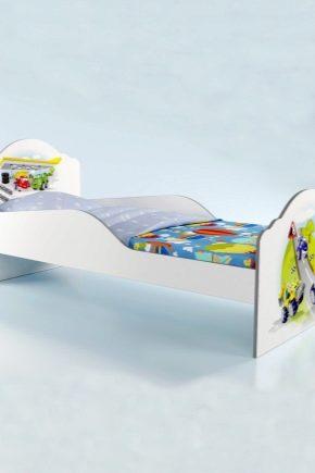 Кровати с бортиками для подростков