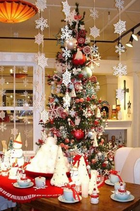 Новогодний декор: идеи оформления и процесс изготовления украшений