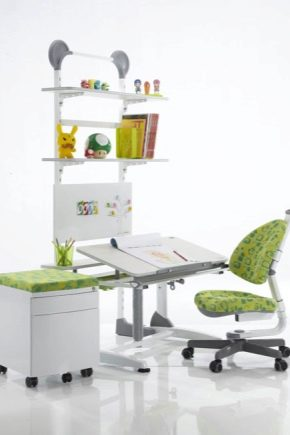 Разновидности детских столов-трансформеров