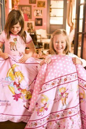 Детское постельное белье: критерии выбора, обзор производителей и советы по уходу