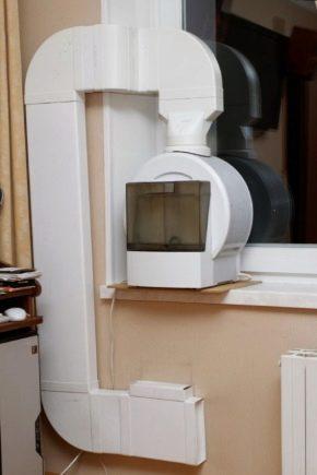 Классификация систем вентиляции и их особенности