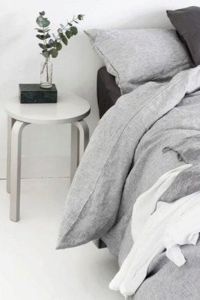 Льняное постельное белье: советы по выбору и уходу