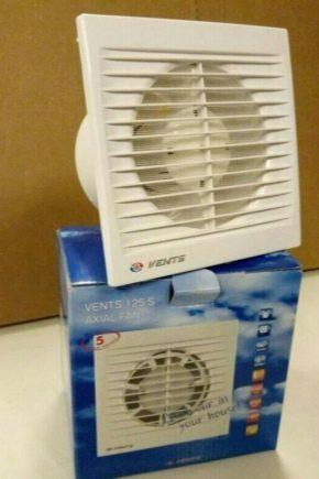 Модельный ряд и особенности вентиляторов Vents