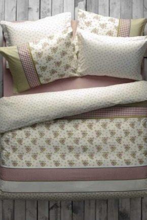 Обзор российских, европейских и нестандартных размеров постельного белья