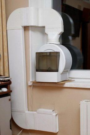 Особенности принудительной вентиляции в квартире