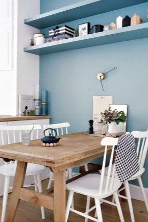 Как выбрать стол для маленькой кухни?