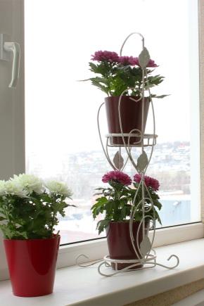подставка для цветов на подоконник купить