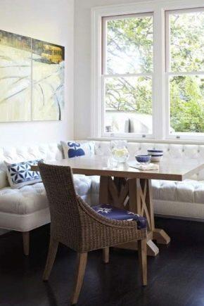 размеры кухонных диванов особенности диванов на кухню 60 100 120