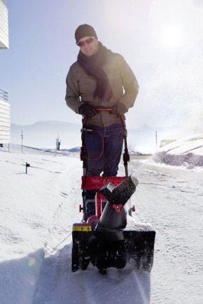 Все о снегоуборщиках AL-KO