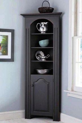 Выбираем напольный высокий шкаф-пенал для кухни