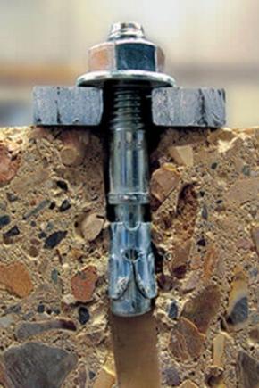 Крепление бетон добавить в цементный раствор глину