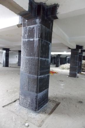 Углеволокно в бетон напрягающем бетоне