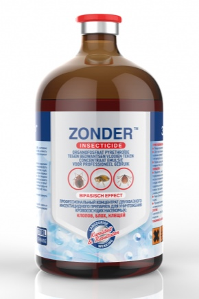 Zonder от клопов: инструкция по применению средства, состав препарата