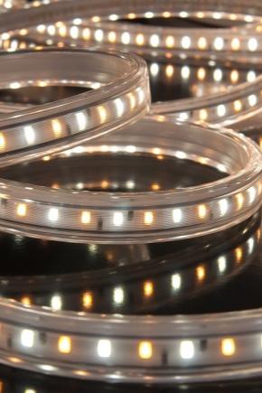 Какая бывает мощность светодиодной ленты и как ее определить?