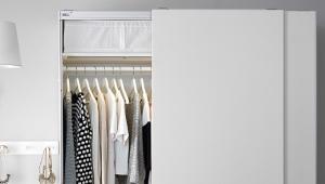 Гардероб «ПАКС» от IKEA