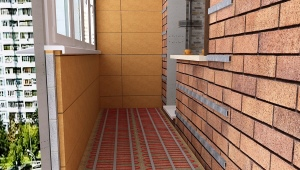 Как утеплить пол на балконе?