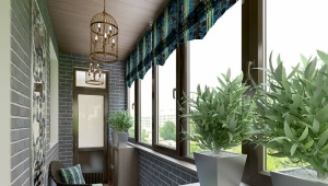 В чем разница балкона и лоджии?