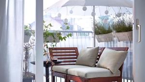 Выбираем мебель на балкон