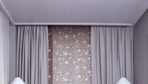 Дизайн маленькой спальни 9 кв. м