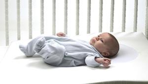 Кокосовый матрас в детскую кроватку