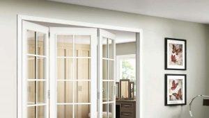 Модели дверей в спальню