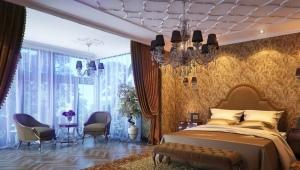 Спальни с эркером