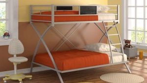 Двухъярусные кровати для взрослых