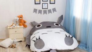 Кровати Totoro