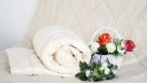 Одеяла из лебяжего пуха
