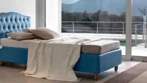 Односпальные кровати с подъемным механизмом