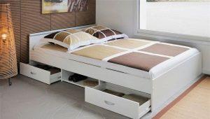 Особенности выбора кровати-комода