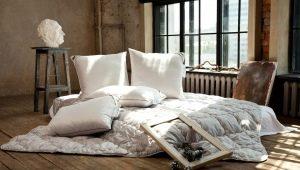 Подушки из кедра