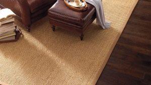 Бамбуковые ковры: инновации в интерьере