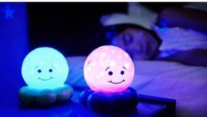 Детские ночники с регулировкой света