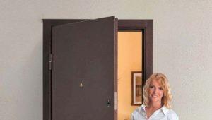 Для чего используются двери «Берлога»?