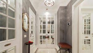 Французские двери: особенности и преимущества