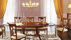Какие должны быть стулья для гостиной?