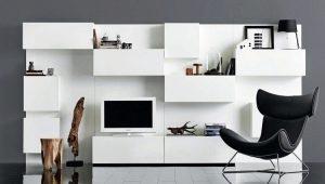 Корпусные и модульные стенки Ikea