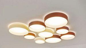 Круглые светодиодные светильники
