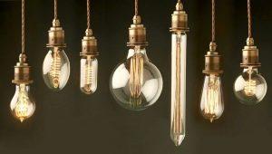 Лампы в стиле «ретро»