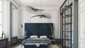 Люстры для спальни: как выбрать